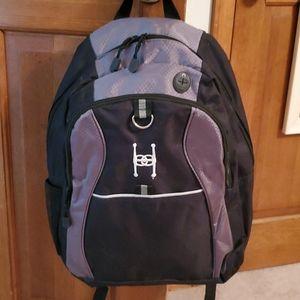 Equestrian backpack